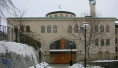About the opening of mosques in Europe at present time